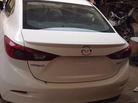 Mazda 3 2.5 Refacciones. Solo En Partes. 2015