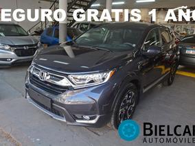 Honda Cr-v Ex-l 4wd 1.5t Seguro Gratis Por 1 Año