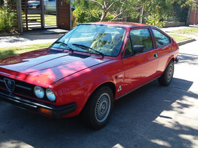 Alfa Romeo Sprint Veloce Año 1982
