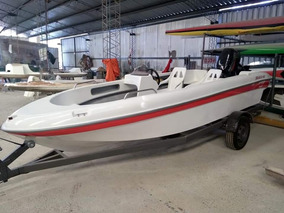 Lancha Modelo Brava Fishing 460