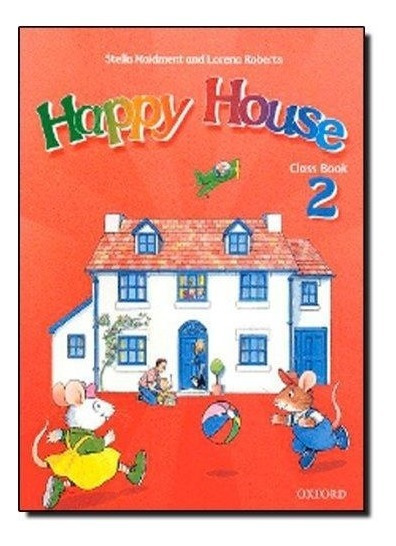 Happy House 2 Class Book By Maidment & Roberts New On Offer!