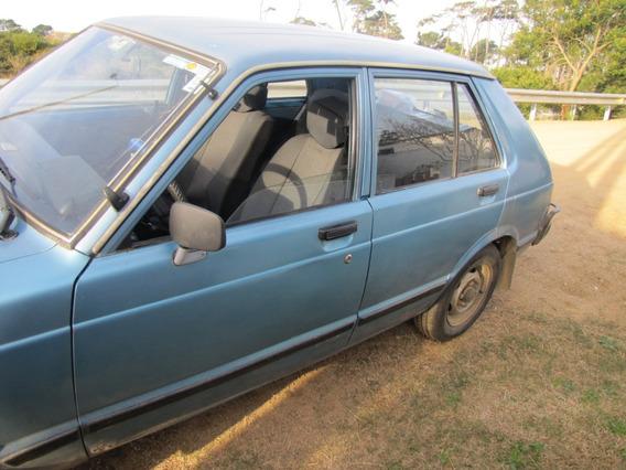 Toyota Starlet 1981. Buen Estado General. Dos Dueños.