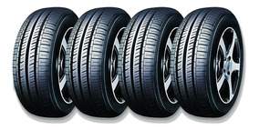 Juego 4 Cubiertas Linglong 145/70 R13 Green Max Eco Touring