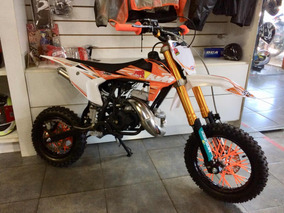 Moto Cross / Off Road 50cc Para Niño