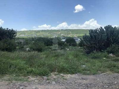 En Venta! Terreno En Anillo Vial Fray Junipero Serra A 1 Km De La Loma