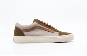 Vans Old Skool Reissue Gris Skate