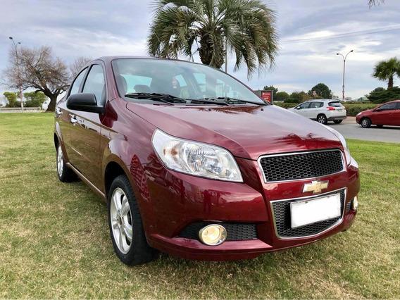 Chevrolet Aveo G3 Lt Impecable Permuto Financio Directo