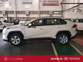 Toyota Rav4 Rav 4 S - Híbrida 2019 Blanco 0km