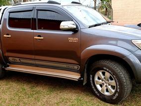 Toyota Hilux 3.0 Cd Srv Cuero Tdi 171cv 4x2 2012