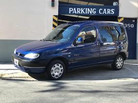 Peugeot Partner Patagonica 1.9 Diesel 2006 Full