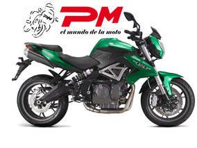 Benelli Tnt 600 Financiacion Hasta En 36 Cuotas!!