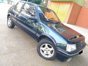 * Unico En El Pais * Peugeot 205 Gti Gentry Edicion Limitada
