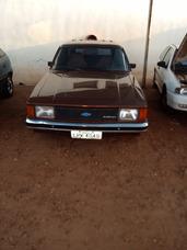 Chevrolet Caravan 1981 Álcool