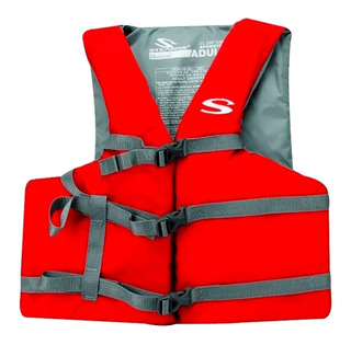 Chaleco Salvavidas Universal Hasta 140 Kg. Ideal Para Kayak