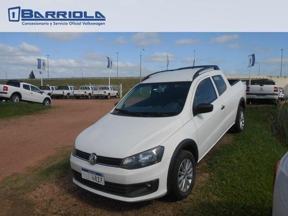Volkswagen Saveiro Trendline 2016 Excelente- Barriola