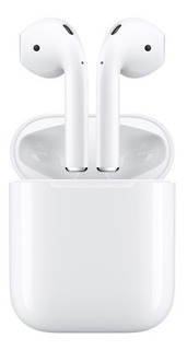 Apple AirPods / Bluetooth /iPhone / Auriculares / Cover Inc.