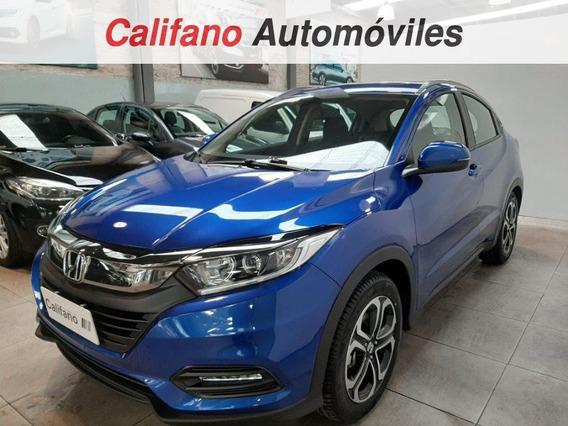 Honda Hr-v Ex-l 4x2 Cvt. Seguro Gratis 1 Año 2020 0km