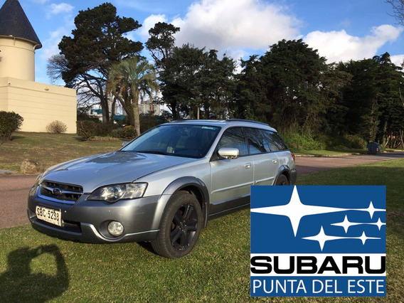 Subaru Outback 3.0 R 6at Si-driver Vdc 245cv 2006