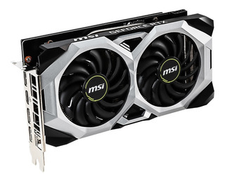 Tarjeta De Video Gamer Rtx2060 Msi Ventus 6gb Oc Diginet