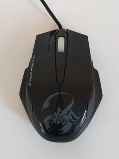Maurus Gx Gaming Mouse Raton Para Jugar Pc