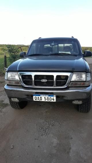 Ford Ranger Xlt 2500