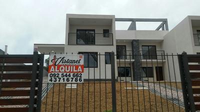 Apartamentos Alquiler De 2 Y 3 Dormitorios Atlantida Playa