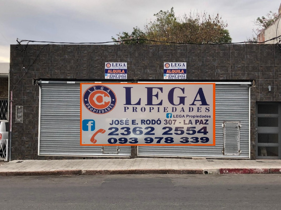 Lega Propiedades Alquila Local Comercial A Estrenar