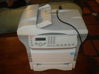 Multifunción Oki B2520 Impresora Scanner Fotocopiadora