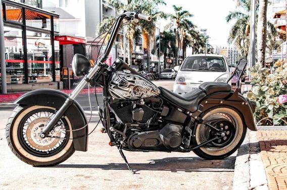 Harley Softail 97 1.340 Evo, Permuto Auto, Camioneta, Moto!