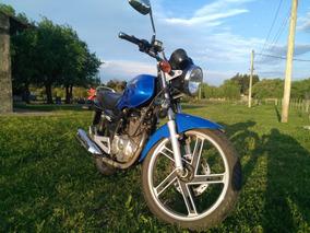 Suzuki Thunder 125cc Azul