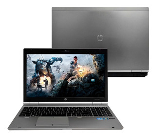 Notebook Hp Elitebook 8560 I7 Hdd 500 15.6 Ram 8gb Dimm