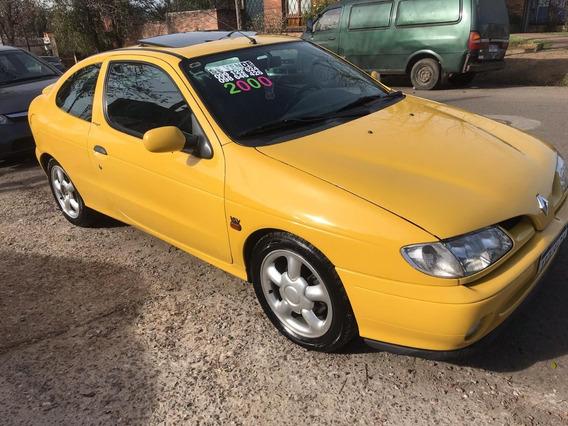 Renault Megane Coupe 2.0 16 Valvulas Extra Full Año 2000 Con