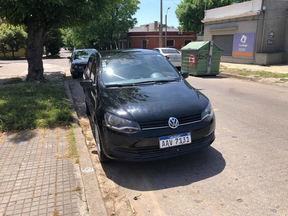 Volkswagen Gol 1.6 G6 Confortline 101cv 2014