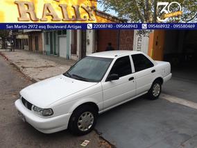 Nissan Sentra B13 Año 2010 Entrega U$s4200 Y Ctas