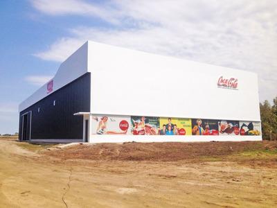 Alquiler Galpón Local Industrial 1125 M2 Ruta 1 Colonia
