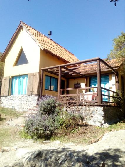 Casa En Las Sierras Rodeada De Paz