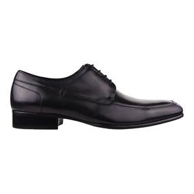 Zapato De Vestir Acordonado De Cuero Hanker Cambridge - Toto
