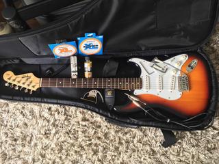 Guitarra Squier Strat California Series