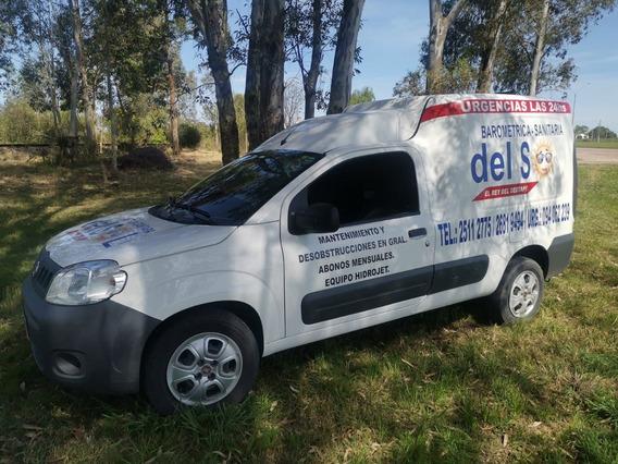Fiat Fiorino Topcar U$s 4500 Y Cuotas En $$