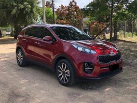 Kia Sportage 2.0 Ex At 2018 Nueva! Permuto Financio