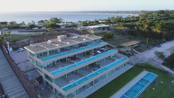 Punta Ballena, Exclusivo Ap. C/piscina Propia Frente Al Mar