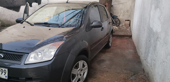 Ford Fiesta 1.6 Max Ambiente Mp3 2010