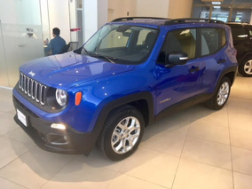 Jeep Renegade Sport Mt My 18