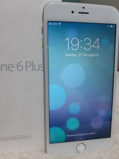 iPhone 6 Plus 16gb Completo Como Nuevo Impecable