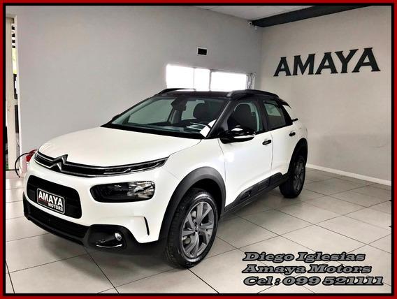 Citroën New C4 Cactus Lanzamiento !!! Amaya Motors