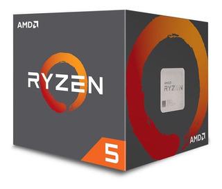 Procesador Amd Ryzen 5 2600x Am4 3.6 Ghz Nnet