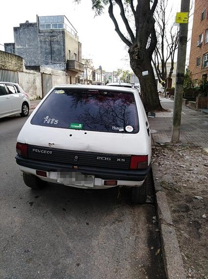 Peugeot 205 1.4 Sx 1990