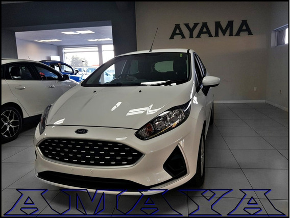 Ford Fiesta S Plus Amaya