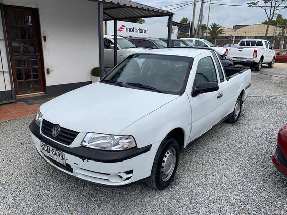 Volkswagen Saveiro 1.9 Sd Diesel Full Pto/fcio!!!