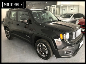 Jeep Renegade 1.8 Sport 4x2 Manual! Motorbox